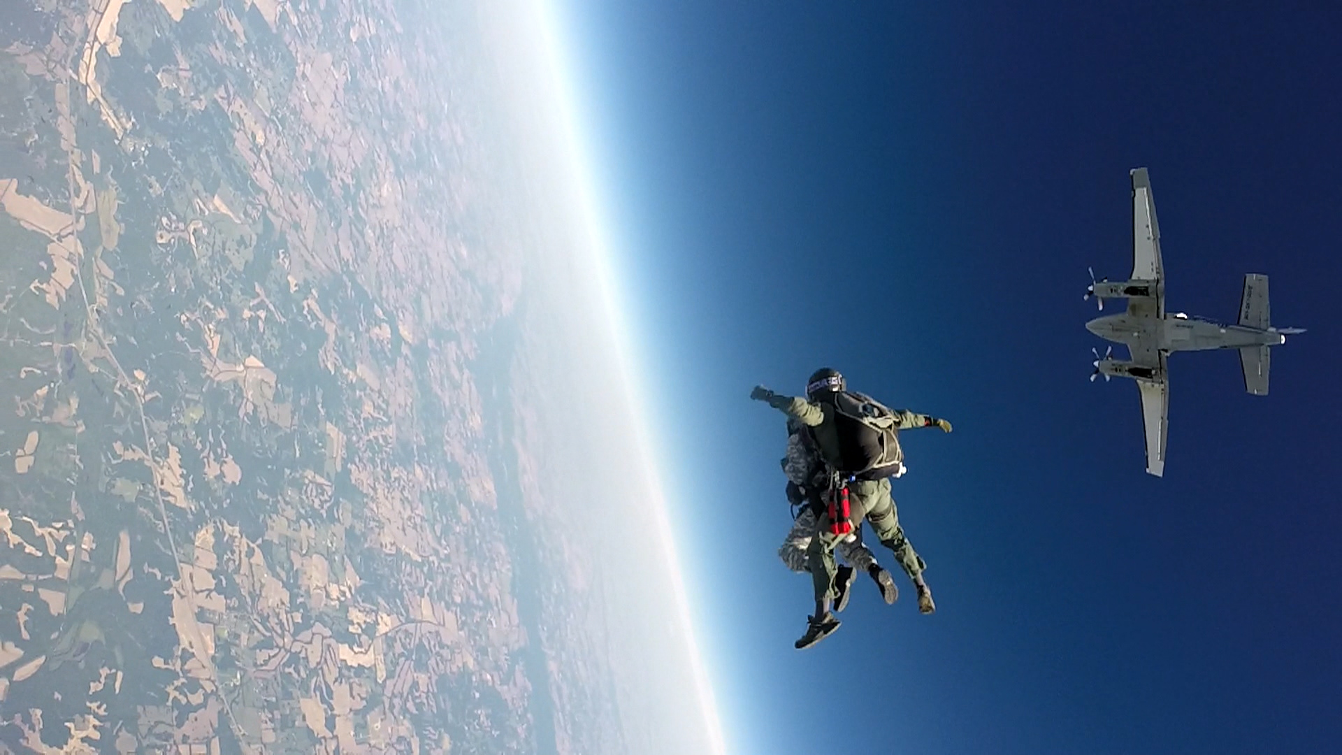 HALO Jumps – Skydive High