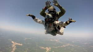 HALO Skydive over Tennessee