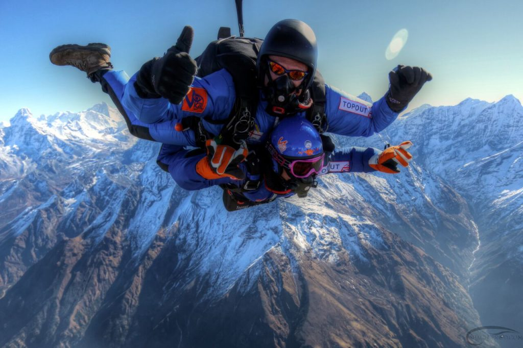 Skydive Everest 5
