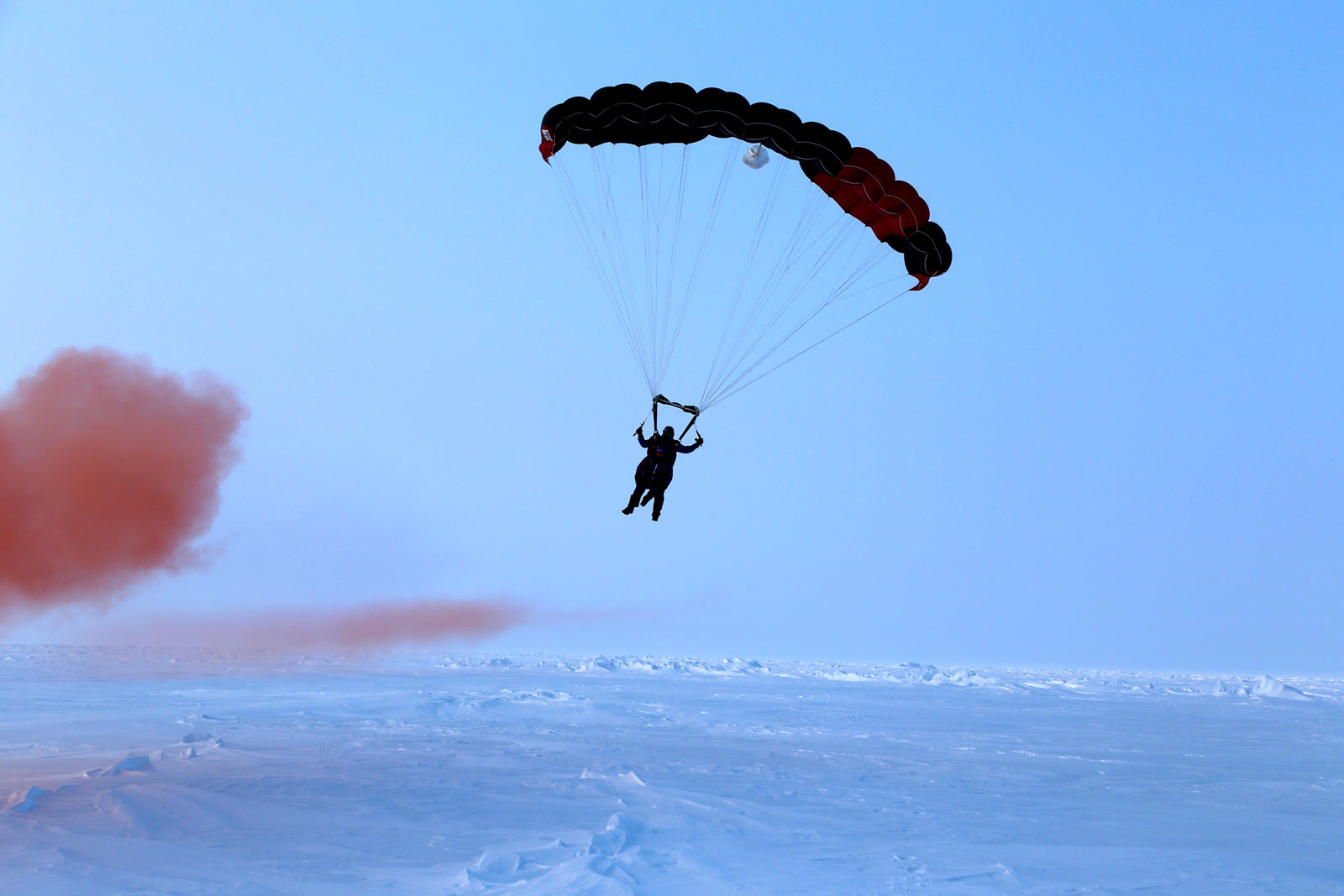 North Pole Sky Dive 2018