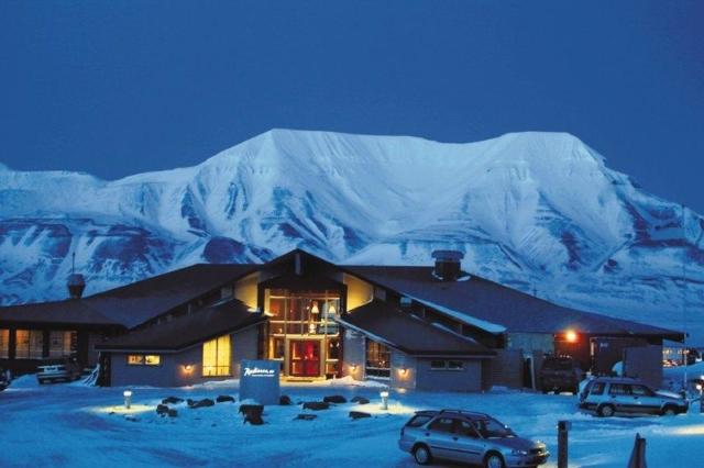 Radisson Blu Polar Hotel, Spitzbergen, Longyearbyen