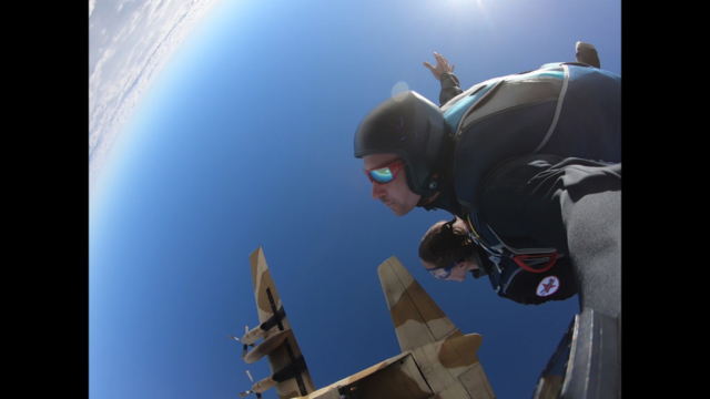 Skydive Egypt: Rebecca & Ryan