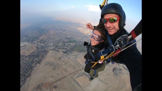 Skydive Egypt 2019